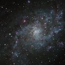 M33 - The Triangulum Galaxy,                                Hap Griffin
