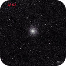 M62 globular cluster,                                Jeff Padell