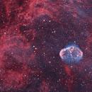 Crescent Nebula,                                Adam Landefeld