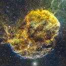 Jellyfish Nebula,                                rattachon