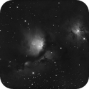 NGC2068 (M78) Lumimance channel,                                Jose Carballada