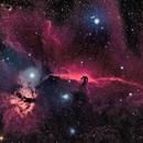 IC 434 - Horsehead nebula,                                Ken