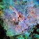 Eta Carina Nebula Core,                                John Ebersole