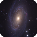 Bode's Galaxy M81,                                Christoph Lichtblau