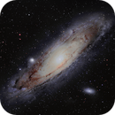 M31 in 28 panels (again),                                Mark