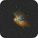 Wizard Nebula NGC7380,                                Carastro