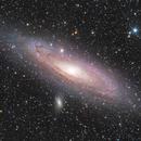 Andromeda Galaxy,                                alesterre