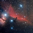 Horsehead Nebula,                                Jochen Eichhorn