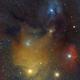 The Rho Ophiuchus Region,                                Gabe Shaughnessy