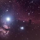 Horsehead & Flame Nebulae,                                HenrikE