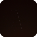 The ISS rudely interrupts my photo of Ursa Major,                                Dr Lee