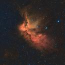 NGC 7380 Wizard Nebula,                                Steve BENZ