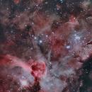 Eta Carinae - the Keyhole Nebula,                                alpal