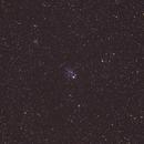 NGC 457,                                TeddytheFinger