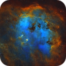 IC 410 full hubble color,                                Mirk