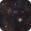 NGC 6946 With IFN,                                Hunter Harling
