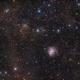 NGC 6946 With IFN,                                Hunter Harling
