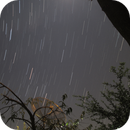 Star Trail of Scorpion,                                Arthur Inácio