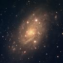 C7 Spiral Galaxy-image by Liverpool Telescope,                                Adel Kildeev