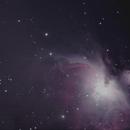 Nébuleuse d'Orion : M42,                                Jgl2206
