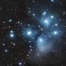 M45 - The Pleides,                                Danny Flippo