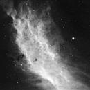 California nebula,                                Mikael Wahlberg