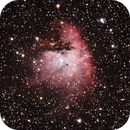 NGC 281 nebulosa pacman,                                antoniogiudici
