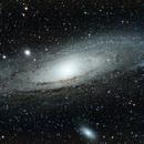 M 31,                                Steve Gallenson