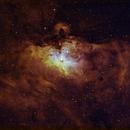 M16 - The Eagle Nebula,                                Matias Garcia