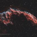 NGC6992 Eastern Veil Nebula,                                Graem Lourens