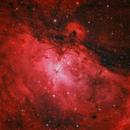 M16 Eagle Nebula,                                Morris Yoder