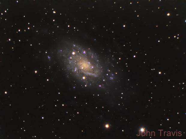 NGC 2403,                                John Travis