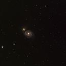 M51 Whirlpool Galaxy-RGB (two nights imaging),                                Adel Kildeev