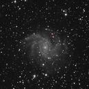 NGC6946 LRGB with Ha,                                Le Mouellic Guillaume