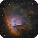 PacMan Nebula (Revisit),                                Charles Ward