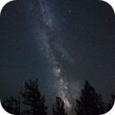 Milky Way over Crater Lake,                                Mark Striebeck