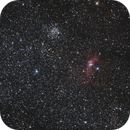 [Neb] NGC7635 (Nébuleuse de la Bulle) @Calern,                                Raypulsif