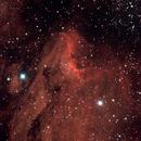 IC 5070 ,                                Werner  Behnke