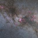 Part of Cygnus, Cepheus & Lacerta,                                Pawel Warchal