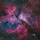 NGC3372  Carina Nebula,                                Bryan He