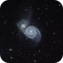 M51 Whirlpool Galaxy,                                Arne Stocker