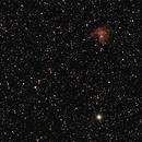 NGC 821 Pacman Nebula,                                Kharan