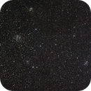 NGC 663 Three Pane Mosaic,                                Sigga