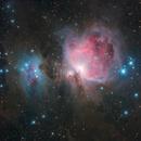 M42 - The Orion Nebula,                                Nikolay Nikolaev