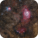 Lagoon and Trifid M20 and M8,                                tommy_nawratil