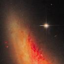 NGC 3034 - HLA,                                Rich Sky