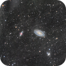 IFN around M81&M82,                                Tian Li 李天