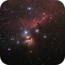 The Horse head and Flame nebulae,                                StephenTolley