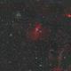 Bubble Nebula,                                Ron