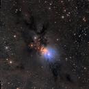 NGC 1333 from multiple datasets,                                Rick Stevenson